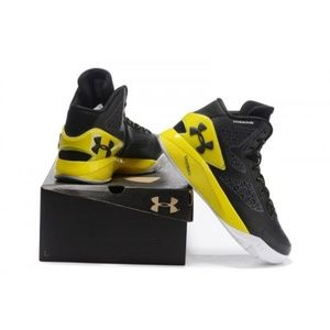 Under Armour Basketball Shoes (BARELY USED)